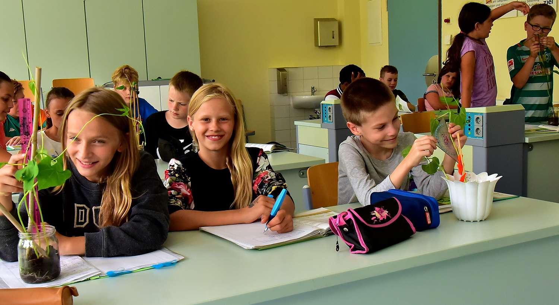 Mehr Schüler – Mehr Raum!