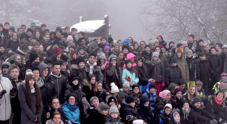 Winterausflug in den Harz