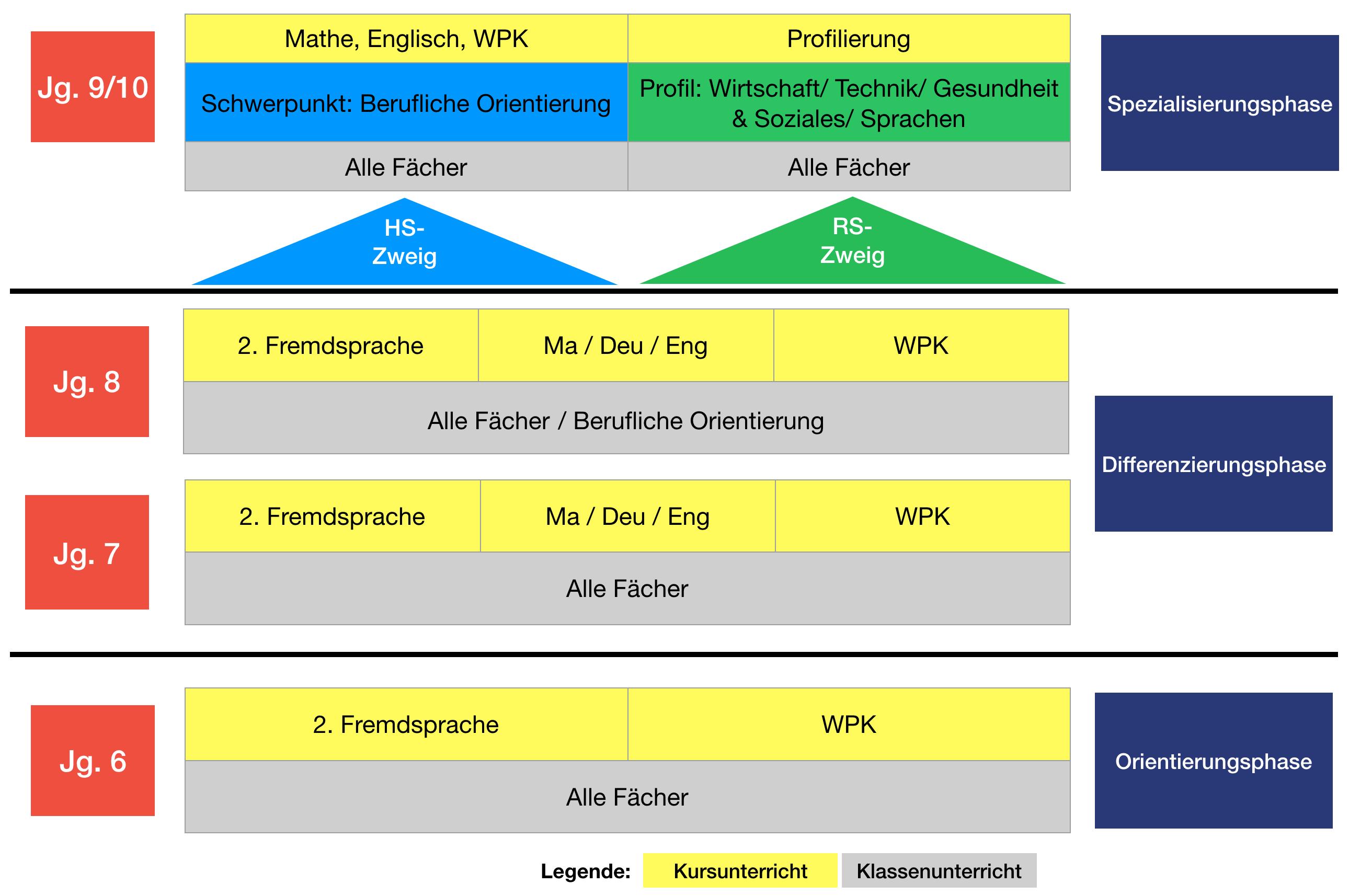 Organisationsstruktur der Fintauschule
