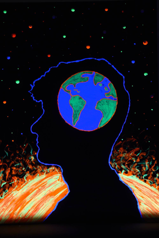 """Universal Trains of Thought"" - Jan Revyson Zeitzmann"