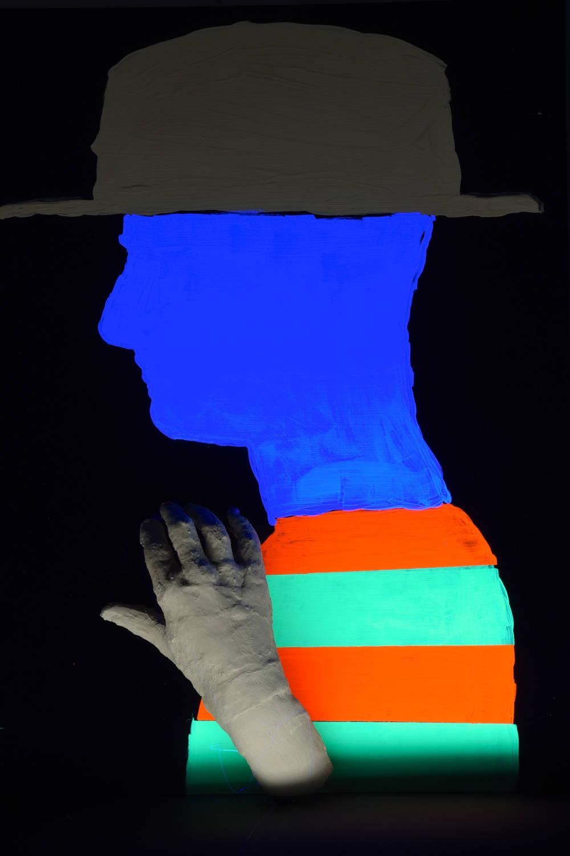 """""""Freddys Plaster Hand"""" - Jerrit Bohn"""